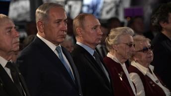 Путин и Нетаньяху обсудили израильскую вылазку в Сирию