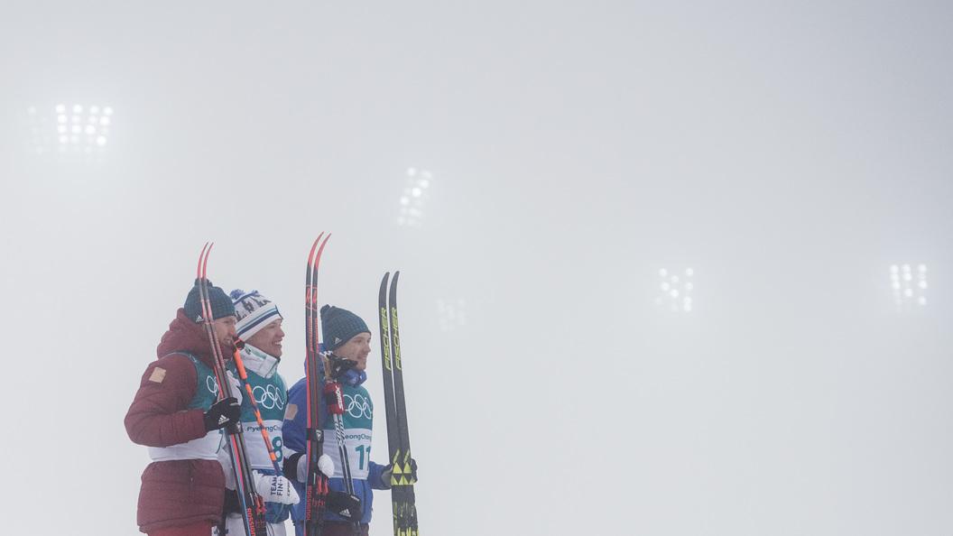 «Успех Большунова иЛарькова выглядит подозрительным»— Норвежский корреспондент