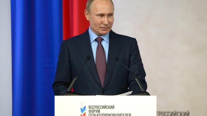 За Россию-мать порвет: Известные персоны - о Владимире Путине