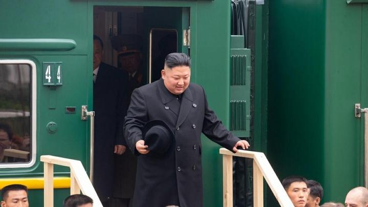 Первый визит Ким Чен Ына в Россию. Онлайн-трансляция