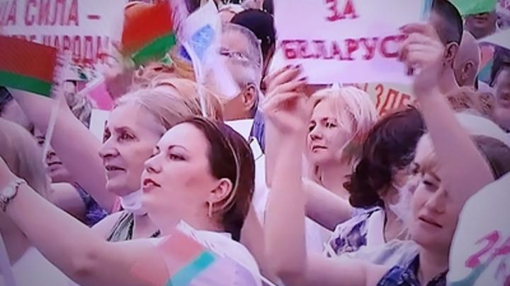 Эвакуация? Вывоз ценностей?: Белорусы бьются над загадкой лайнера ФСБ России в Минске