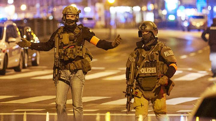 Одного преступника устранили, второй в бегах: Что известно о теракте в Вене к этому часу