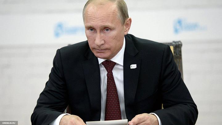 Путин объяснил, зачем Асада обвиняют в применении химоружия