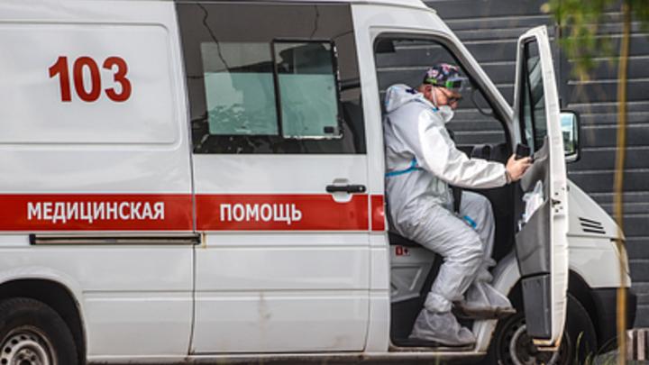 В Нижегородской области новый рекорд по количеству заболевших за сутки - 552 человека