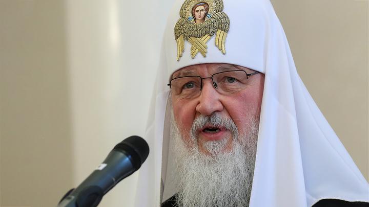 Патриарх Кирилл преподал урок парламентариям мира