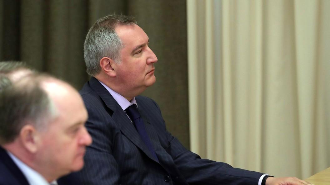 Рогозин о деле космодрома Восточный: Фирмы-прокладки присваивали до 25 процентов средств
