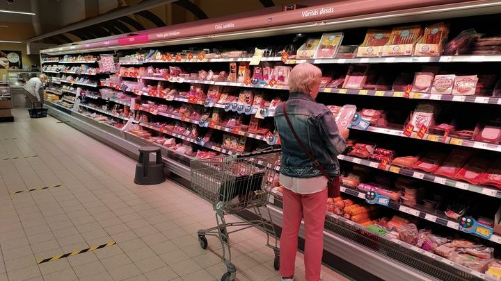 Топ-3 продуктов, на которые взлетели цены в октябре