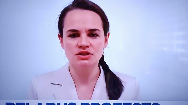Я не хочу спонсировать, отправьте её обратно в Беларусь: Поляки взбунтовались против Тихановской