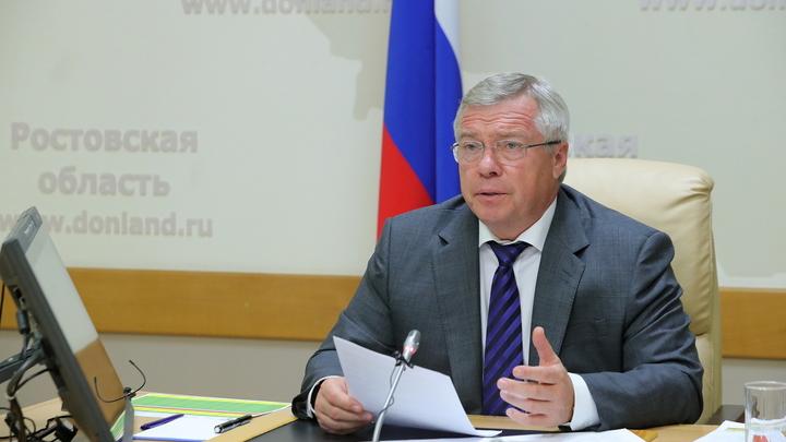 Погрязли в бюрократии: Донской губернатор раскритиковал региональное министерство ЖКХ