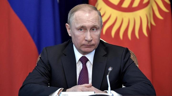 Отвечает коренным интересам наших народов: Путин поздравил Жапарова с избранием