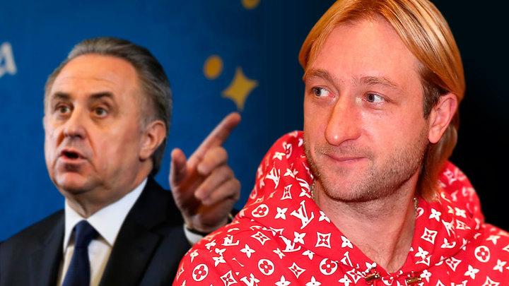 Плющенко вместо Мутко: Чем не триллер?