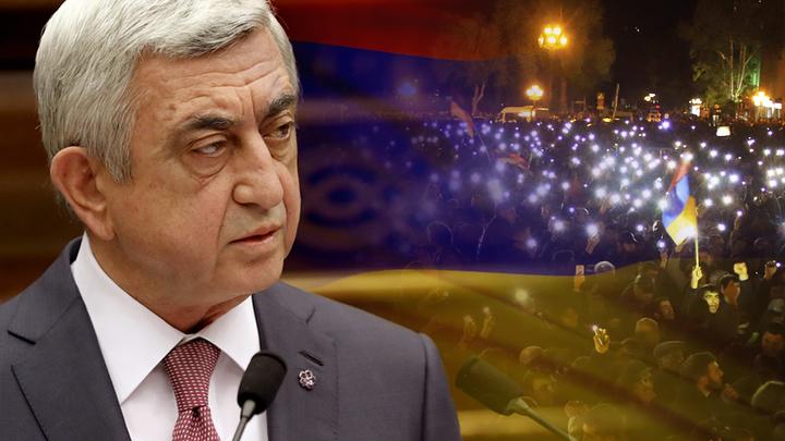 Пашинян прав, я ошибся: Саргсян сдал власть без боя