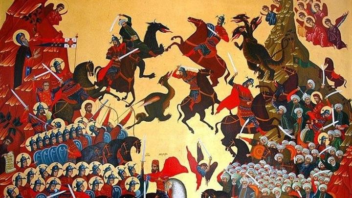 Они вышли, харкая лёгкими: Отец Андрей Ткачёв об исторических поражениях, ставших победами