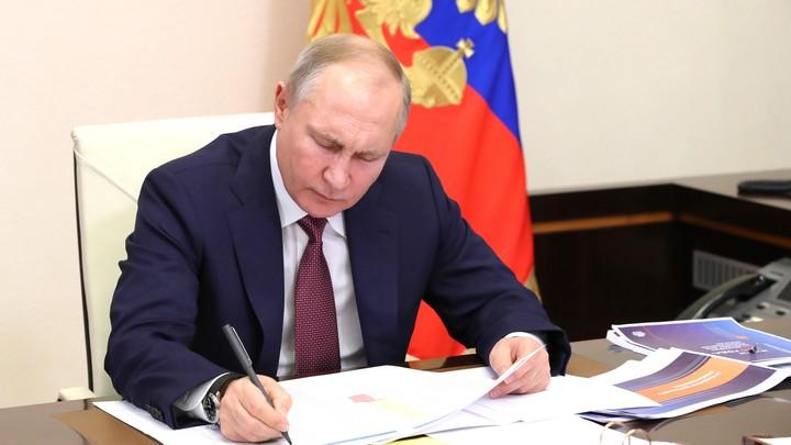 Дату встречи Путина и Байдена определит коронавирус