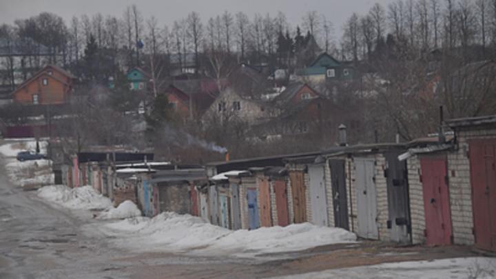 Гаражная амнистия в действии: в Самарской области вновь разрешили металлические гаражи