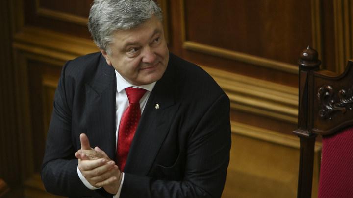 Реализовать сценарий Ельцина: Порошенко предложили альтернативу побегу с Украины