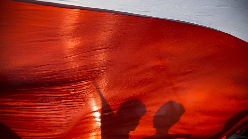 В Польше отказываются признать, что русские спасли страну от нацистов