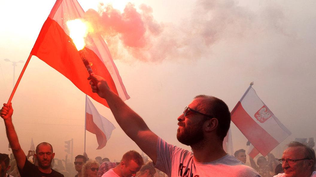 Польша выдвигает территориальные претензии Литве и Украине