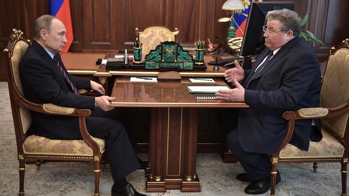 Осенний губернаторопад? Глава Мордовии попросился в отставку