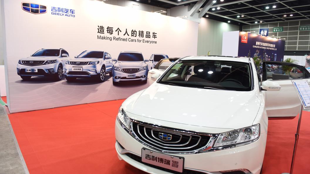 Китайцы будут собирать машины для России в Белоруссии