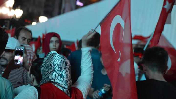 Турция предостерегла Германию от резких высказываний в адрес Эрдогана
