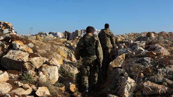 ВС Сирии: Террористы сбили сирийский самолет на севере Хамы