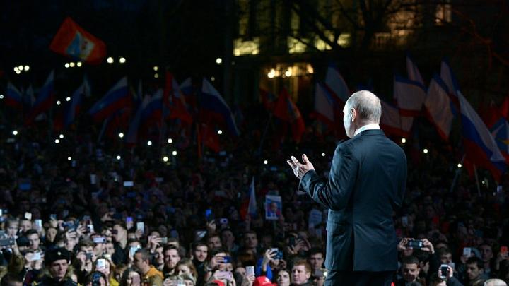 Stratfor: Запад будет искать язвы России в будущий Путинский срок