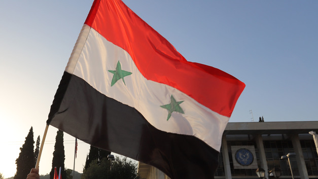 Это плохо пахнет: В Дамаске разгорелся скандал из-за носков в виде сирийского флага