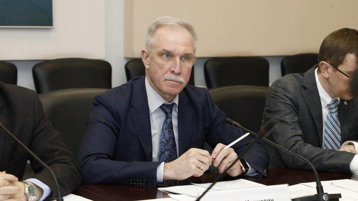 Сегодня я обратился к нашему президенту: Морозов объяснил неожиданную отставку