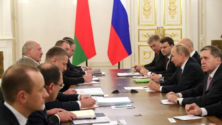 Осталось два-три дня: Белоруссия объявила, что почти согласовала интеграцию с Россией
