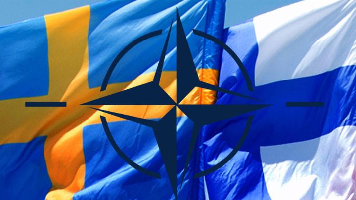 Финнов и шведов силком тянут в умирающий НАТО