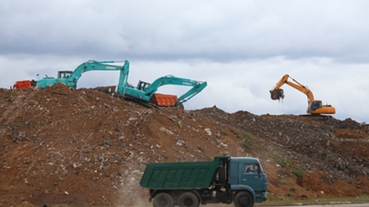 Правительство начнёт следить за передвижением мусора в России