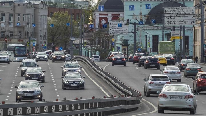 В мэрии Москвы назвали срок, когда на МКАД исчезнут пробки