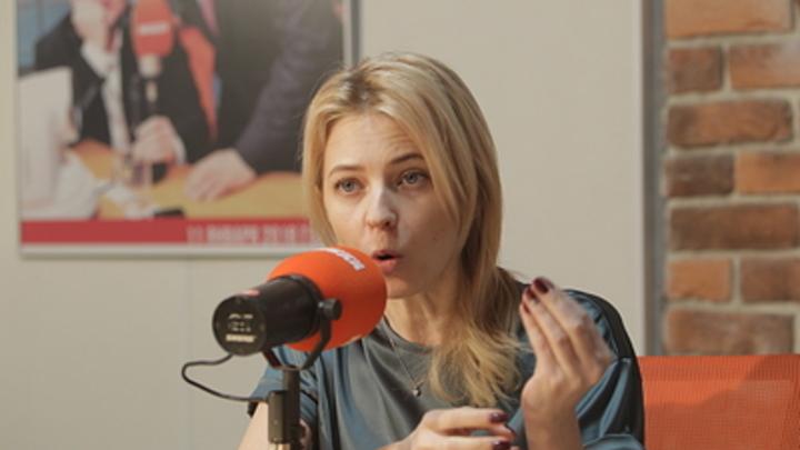 Вид слегка придурковатый и ненавидеть Россию: Поклонская рассказала о перевоплощениях в ПАСЕ