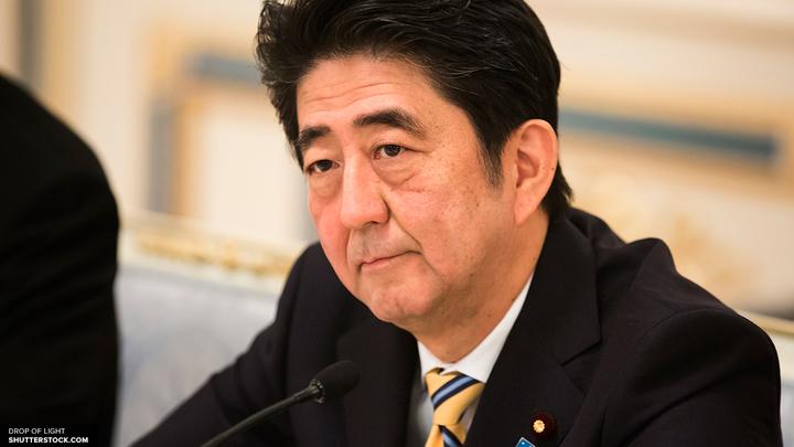 Абэ: Делегация Японии в июне поедет на Курилы
