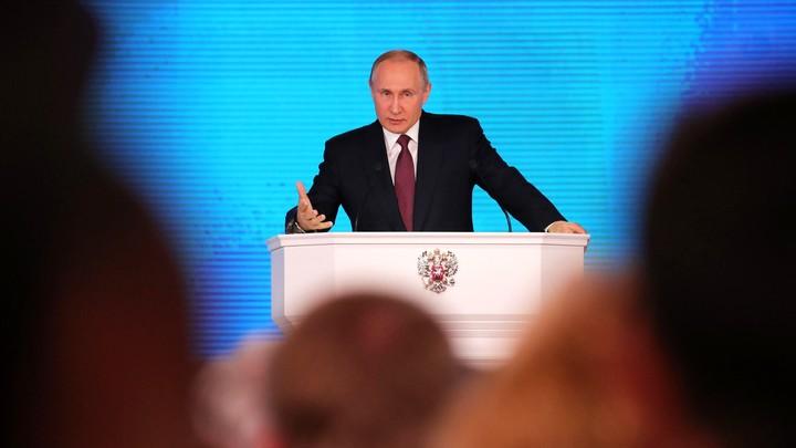 Путин: Новейшее вооружение России обеспечит безопасность всего мира