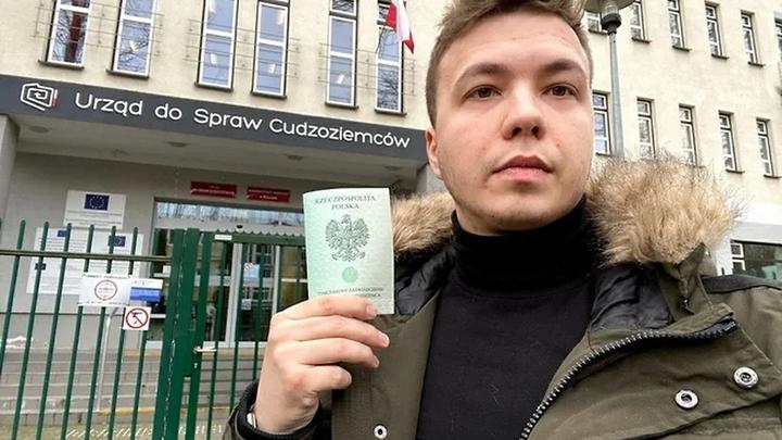Причина говорливости Протасевича: Прокуратура ЛНР допросила задержанного