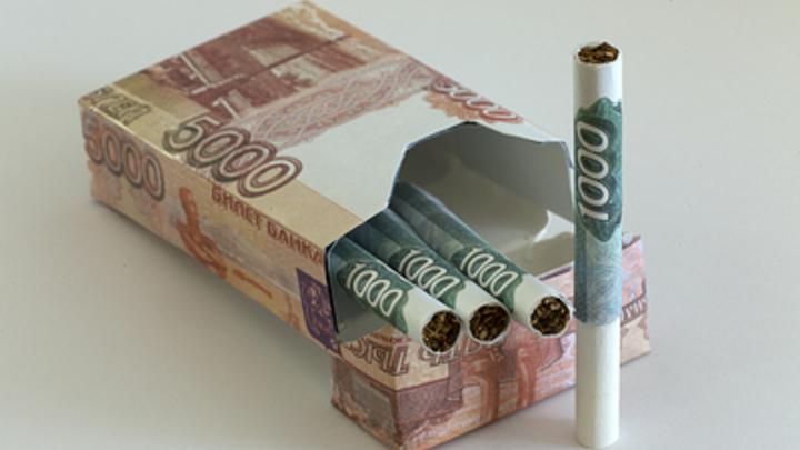 Российская таможня остановила грузовик, везший белорусские сигареты в Афганистан