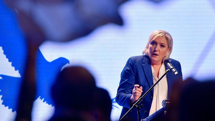 Марин Ле Пен: Евросоюз должен быть разрушен
