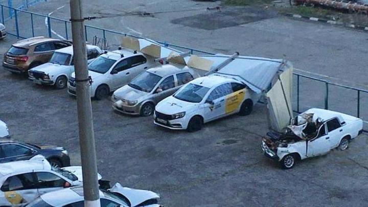 Жительнице Новороссийска вернули со штрафстоянки разбитый автомобиль