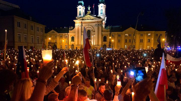 Варшава и Брюссель пошли на таран