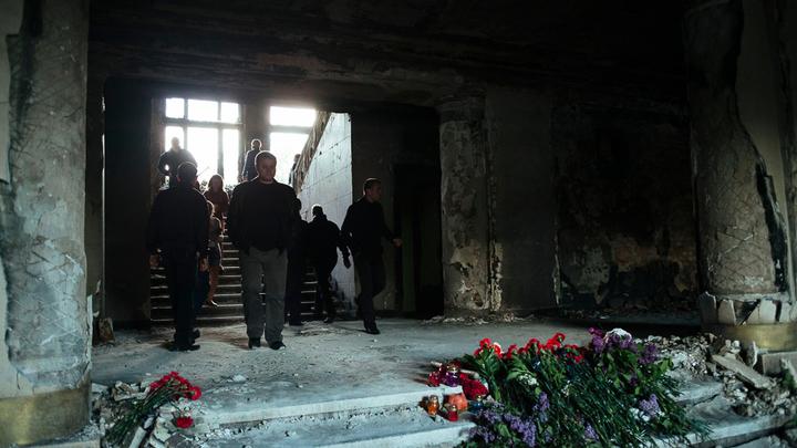 За что хотят депортировать из России уцелевшего в одесском Доме профсоюзовактивиста