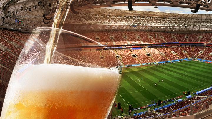 Русский – значит трезвый: Алкогольное лобби пытается захватить спортивные арены России