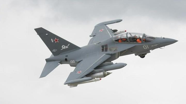 Пилоты разбившегося под Борисоглебском Як-130 успели катапультироваться