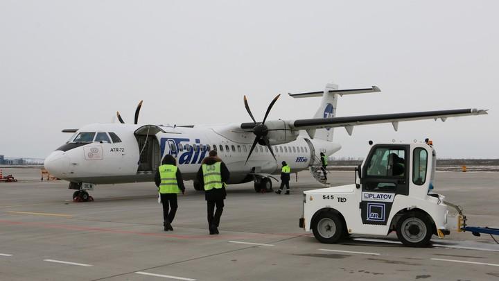 Счет шёл на секунды: Медсестра спасла пенсионерку, у которой случился инсульт в самолёте Сочи-Москва