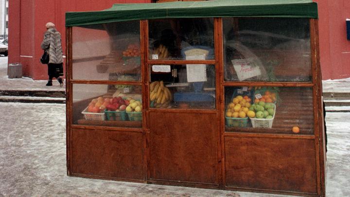 Чтобы не было качелей: Депутат посоветовал прописать правила игры перед возвращением на улицу ларьков
