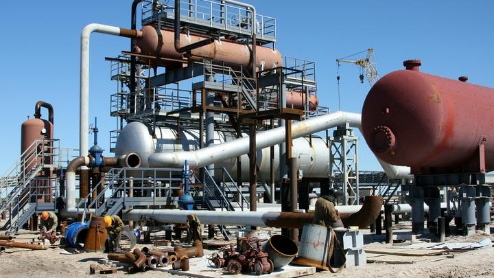 Рынок нефти отреагировал падением на смертельный удар США