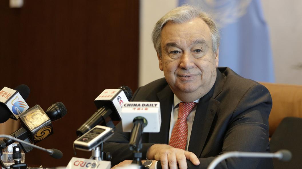Генеральный секретарь ООН требует скрупулезного расследования сообщений охиматаке