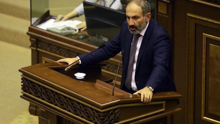 Премьер Армении Пашинян негодует: Революция не помогла улучшить отношения с ЕС