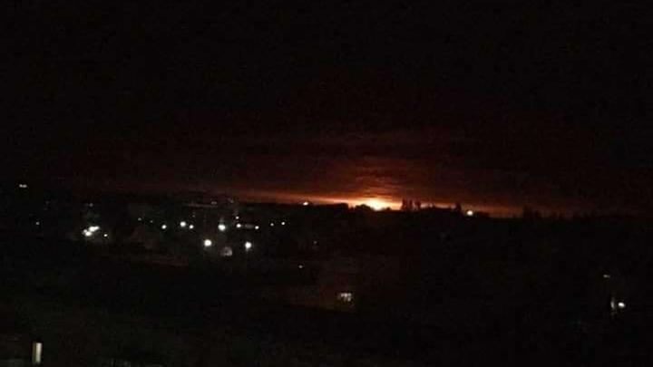 «Версия небрежности исключена»: Охранники сгоревшего на Украине склада поголовно пили на службе